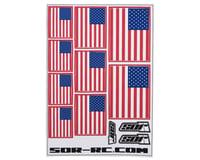 SOR Graphics Universal American Flag Decal Sheet