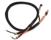 """Spektrum RC IC3 Smart 2S Charge Lead w/5mm Bullets (24"""")"""