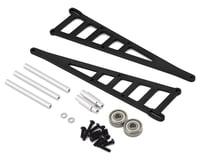 ST Racing Concepts Traxxas Bandit Slash Aluminum Adjustable Wheelie Bar Kit (Black)