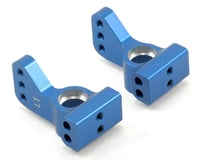 ST Racing Concepts ALUMINUM VLA 1 DEG REAR HUB CARRIERS Losi XXX-SCT (2) BLUE