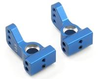 ST Racing Concepts ALUMINUM VLA 0.5 DEG REAR HUB CARRIERS Losi XXX-SCT (2) BLUE