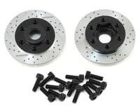 SSD RC Wheel Hub w/Brake Rotor (MST CMX)