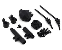 SSD RC Trail King Diamond Offset Front Axle Case