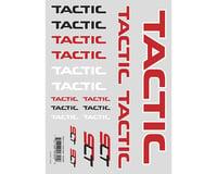 "Tactic Die Cut Decal Sheet, 8x11"""