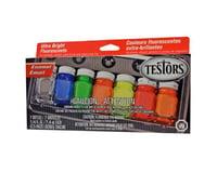 Testors Enamel Paint Kit (Fluorescent)