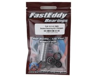 FastEddy TLR 22 5.0 2WD Rubber Sealed Bearing Kit
