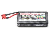 "Thunder Power ""Pro Race"" 1S Hard Case Li-Poly Battery w/Deans Connector 40C (3.7V/5000mAh)"