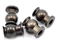 Tekno RC EB48 Aluminum 6.8mm Pivot Ball Set (4)