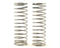Tekno RC SCT410.3 Low Frequency 70mm Rear Shock Spring Set (Green - 2.44lb/in)