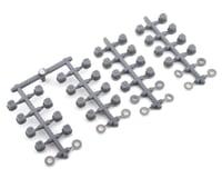 Tekno RC ET410.2 Hinge Pin Inserts & Wheelbase Shims