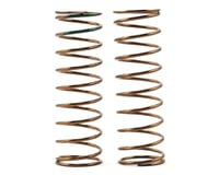 Tekno RC EB48.3 Low Frequency 75mm Front Shock Spring Set (Green - 4.14lb/in)