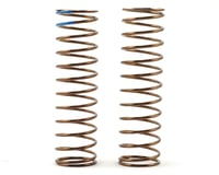 Tekno RC EB48.3 Low Frequency 85mm Rear Shock Spring Set (Blue - 3.13lb/in)