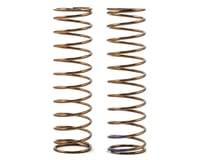 Tekno RC EB48.3 Low Frequency 85mm Rear Shock Spring Set (Purple - 3.37lb/in)