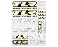 Team Losi 8IGHT RTR Racing TLR Sticker Sheet
