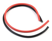 """TQ Wire 10AWG Power Wire Kit (Black & Red) (12"""")"""