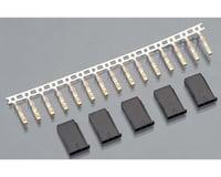 TQ Wire Futaba Servo Cable Connectors (5)