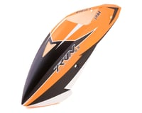 Tron Helicopters 5.5 Electric 5.5E Canopy (Black/Orange)