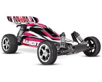 Traxxas Bandit 1/10 RTR 2WD Electric Buggy (Pink)
