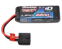 "Traxxas 1/16 Slash 2S ""Power Cell"" 25C LiPo Battery w/iD Connector (7.4V/2200mAh)"