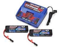 """Traxxas EZ-Peak 2S """"Completer Pack"""" Dual Multi-Chemistry Battery Charger"""