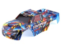 Traxxas Stampede Pre-Painted Monster Truck Body w/Decals