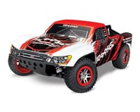 Traxxas Slash 4X4 VXL Brushless 1/10 4WD RTR Short Course Truck (Red)