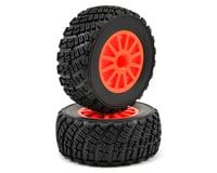 Traxxas Rally BFGoodrich Tire w/Rally Wheel (2) (Orange)