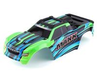 Traxxas Maxx Pre-Painted Monster Truck Body (Green)