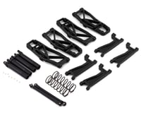 Traxxas Maxx WideMaxx Suspension Kit (Black)