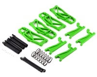 Traxxas Maxx WideMaxx Suspension Kit (Green)