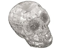University Games Corp Bepuzzled 30944 3D Crystal Puzzle Skull (Clear)