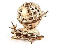UGears Globus Wooden 3D Globe Model