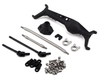 Vanquish Products Axial Capra Currie F9 Front Axle (Black)