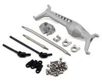 Vanquish Products Axial Capra Currie F9 Front Axle (Silver)