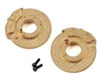 Vaterra Ascender Brass Brake Caliper/Rotor Weight Set (2)