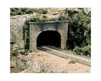 Woodland Scenics N Double Tunnel Portal, Cut Stone (2)