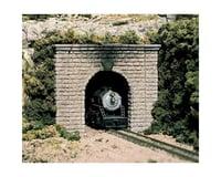 Woodland Scenics HO Single Tunnel Portal, Cut Stone