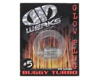 Werks #5 Turbo Glow Plug (Hot) (Off-Road)