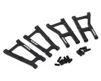 XRAY T4 2018 Aluminum Front & Rear Suspension 1-Hole Arm Set (2+2)