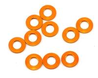 Xray 3x6x0.5mm Aluminum Shim (Orange) (10) (XRAY X1 2016)