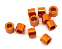 Xray 3x5x4.0mm Aluminum Shim (Orange) (10) (XRAY XT9)