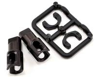 Xray Spring Steel Solid Axle Driveshaft Adapter Set w/Blades (2) (XRAY T4)