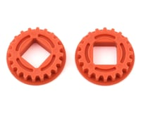 Xray XRAY T4 2020 Graphite Fixed Pulley (Orange) (2) (20T)