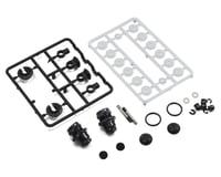 Xray Aluminum T4 Touring Car Shock Absorber Set (Black) (2) (XRAY 2018)