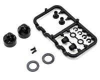 Xray Aluminum Shock Cap Set w/Vent Hole (2) (XRAY XB2 2020 Carpet)