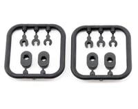 Xray Composite Eccentric Bushings/Caster Clips (2) (XRAY X12 2014)