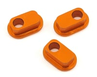 Xray XRAY X1 Aluminum 2 Dot Bushing (Caster 3-12) (3)