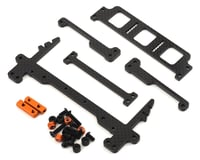Xray XRAY X1 Fully Independent Rear Wing Mount Set
