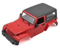 Xtra Speed 1/10 Plastic Hardtop Scale Crawler Hard Body (Red) (275mm)