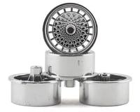 Xotik XC324 Dish Wheel Set (Chrome)